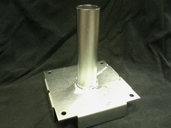 亜鉛メッキ加工